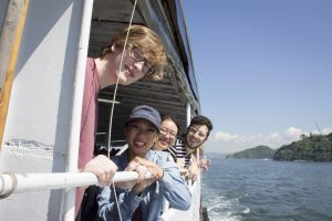 Sailing around Hong Kong Outlying Islands